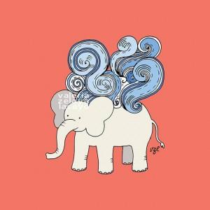 Valeria Zelaya 400 elefantes