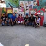 Colectivo de Ilustradores Nicaragüenses, Asociación Ilícita para Ilustrar