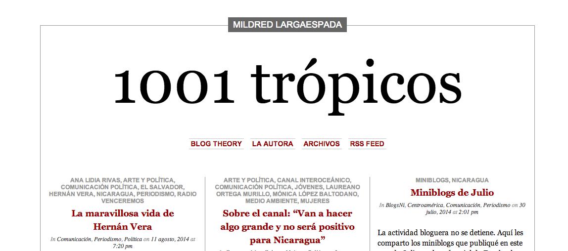1001Tropicos