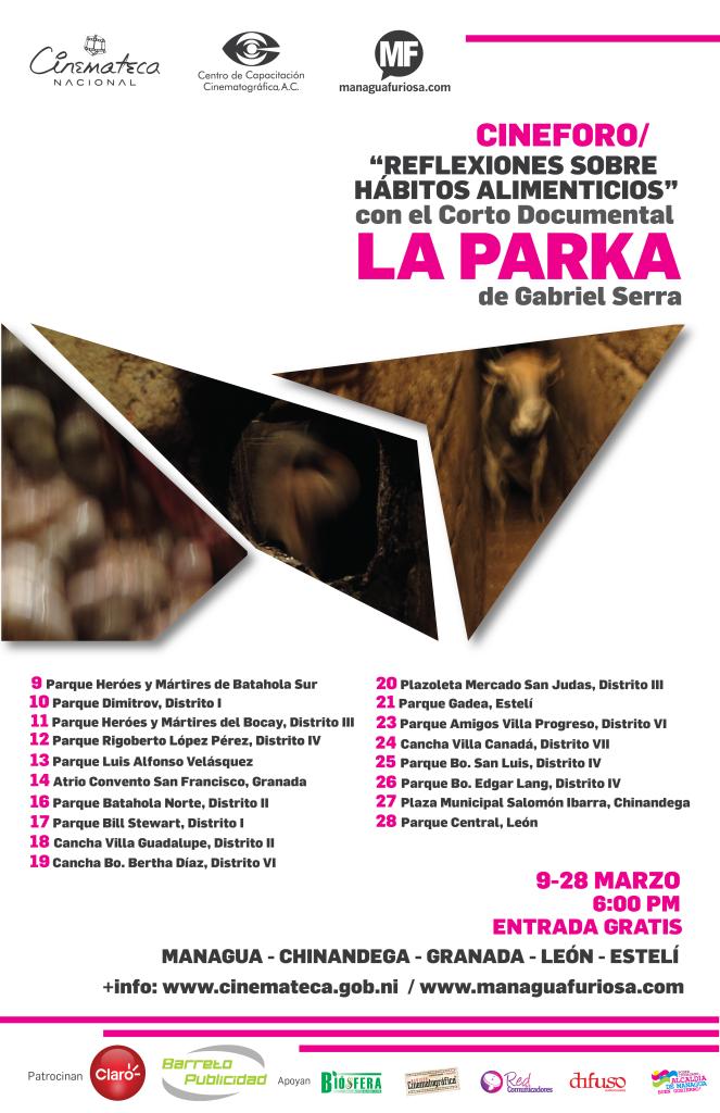 Cineforo La parka