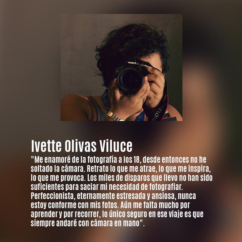 perfil ivette olivas viluce