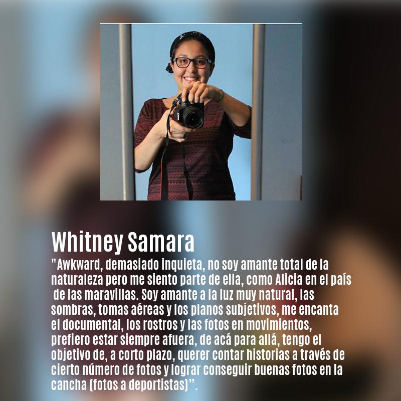 perfil whitney samara